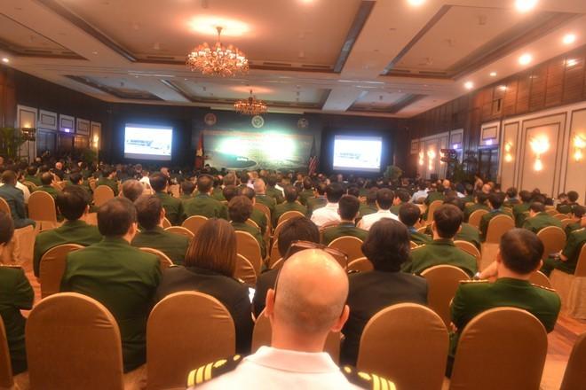 2015年亚太军医交流会议在岘港市举行 - ảnh 1