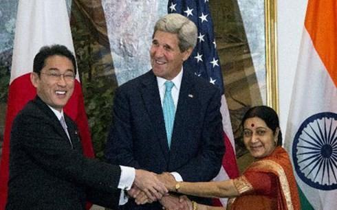 日本、美国和印度对中国在东海的行为表示担忧 - ảnh 1