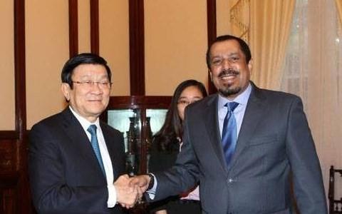 张晋创:越南一向希望与科威特加强多领域友好合作关系 - ảnh 1