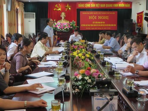 提高越南国会和人民议会的监督活动效果 - ảnh 1