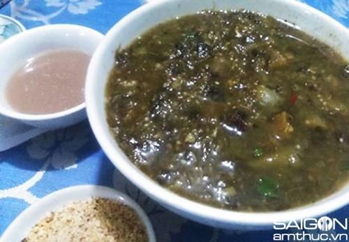 西北地区泰族同胞的美味佳肴——芋头汤 - ảnh 1