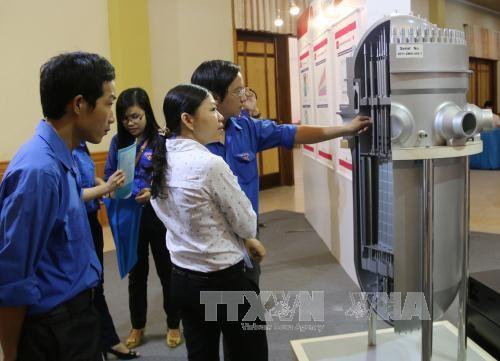 越南核电发展研讨会暨展示活动开幕 - ảnh 1