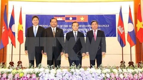 越老柬发展三角区协调委员会第10次会议在老挝举行 - ảnh 1