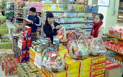 越南一月消费物价指数与上个月基本持平 - ảnh 1