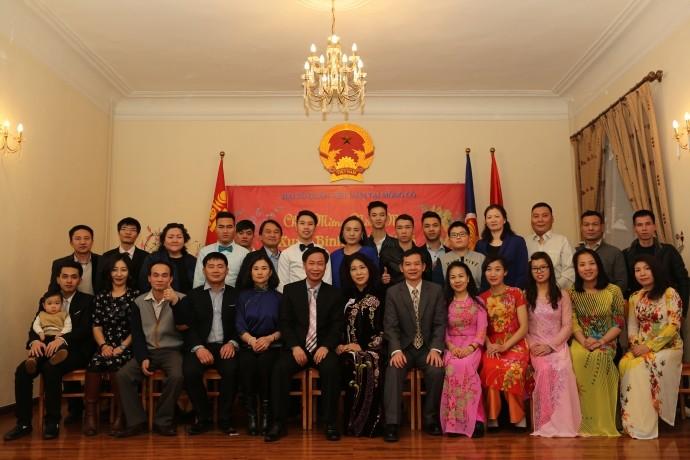 为海外越南人过年提供帮助 - ảnh 1