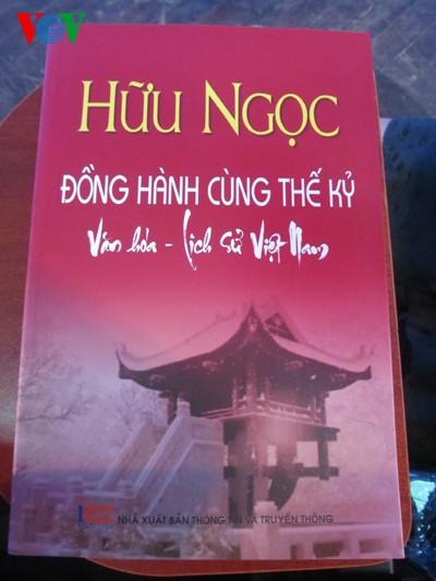 搭建越南文化与世界沟通桥梁的文化家友玉 - ảnh 2