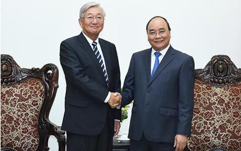 越南希望WHO继续提供卫生援助 - ảnh 1