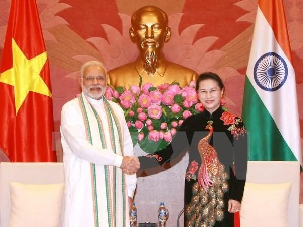 印度政府通过了关于与越南开展信息技术领域合作的谅解备忘录 - ảnh 1