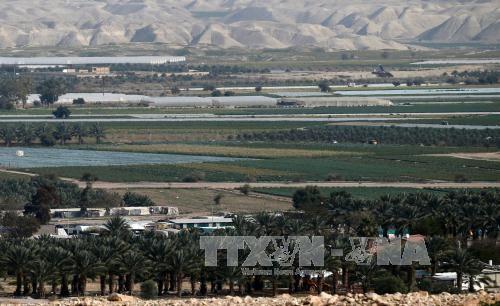 以色列公布新建2500套定居点住房的计划 - ảnh 1