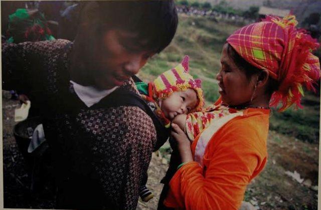 """""""越南家庭平等""""图片展在河内举行 - ảnh 1"""