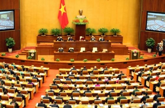 越南第十四届国会第三次会议开幕 - ảnh 1