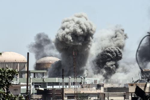 """伊拉克进攻""""伊斯兰国""""夺回摩苏尔古城 - ảnh 1"""
