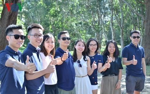澳大利亚新南威尔士州越南大学生总会成立 - ảnh 1