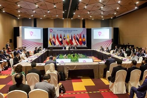 第51届东盟外长会全体会议和非正式会议召开 - ảnh 1