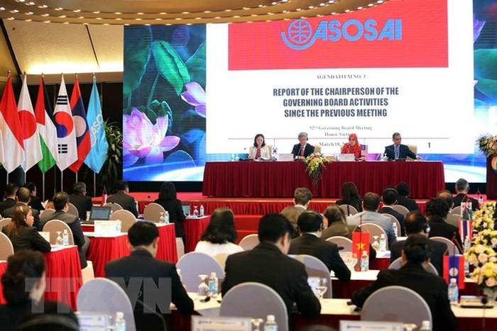 ASOSAI执行委员会第52次会议开幕 - ảnh 1