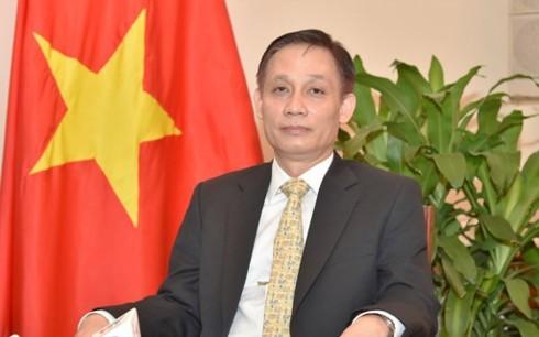 越南当选联合国国际贸易法委员会成员国 - ảnh 1