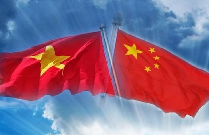 越南和中国领导人互致新年贺信 - ảnh 1