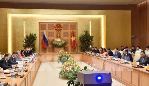 越俄推动电子政务系统建设和发展领域的合作 - ảnh 1