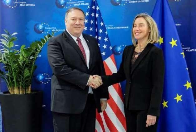 欧盟敦促对伊朗采取负责任行动 避免军事升级 - ảnh 1