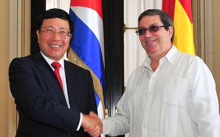 范平明副总理对古巴进行正式访问 - ảnh 1