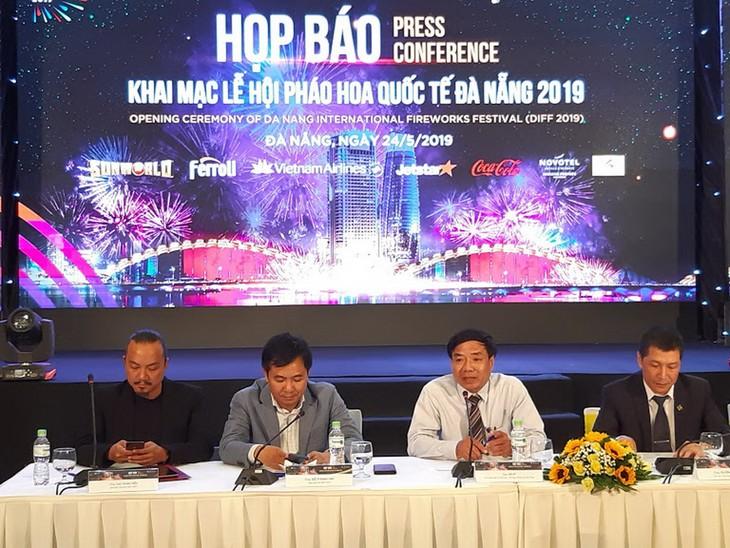 2019年岘港国际烟花节于6月1日至7月6日举行 - ảnh 1