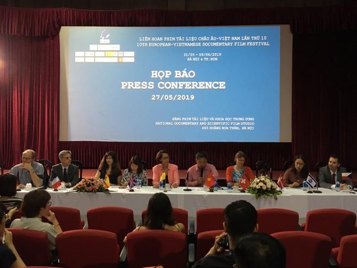 第10次欧洲-越南纪录片节即将在河内和胡志明市举行 - ảnh 1