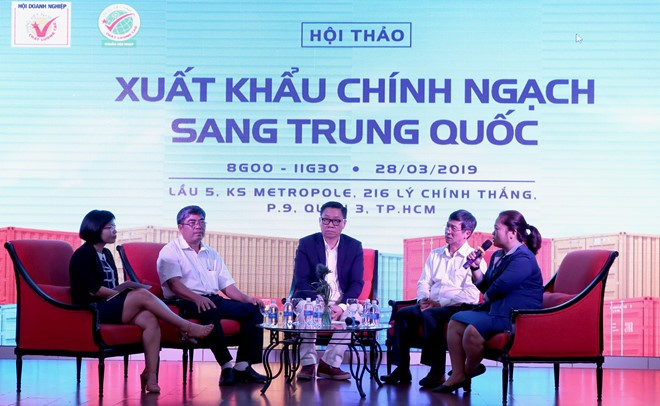 正规出口——越南西部农产品进军中国市场的有效途径 - ảnh 1