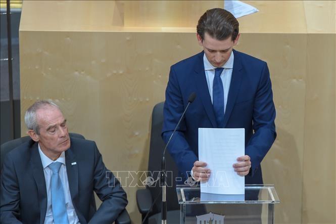 奥地利副总理哈特维格·洛格暂时领导政府 - ảnh 1