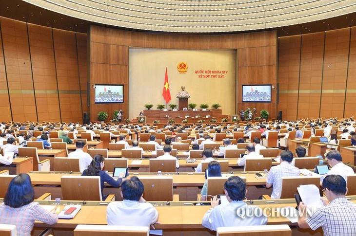 越南国会讨论《公共投资法修正案(草案)》 - ảnh 1