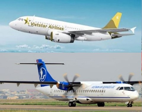 Vietstar Airlines获签在越航空营运人许可证 - ảnh 1