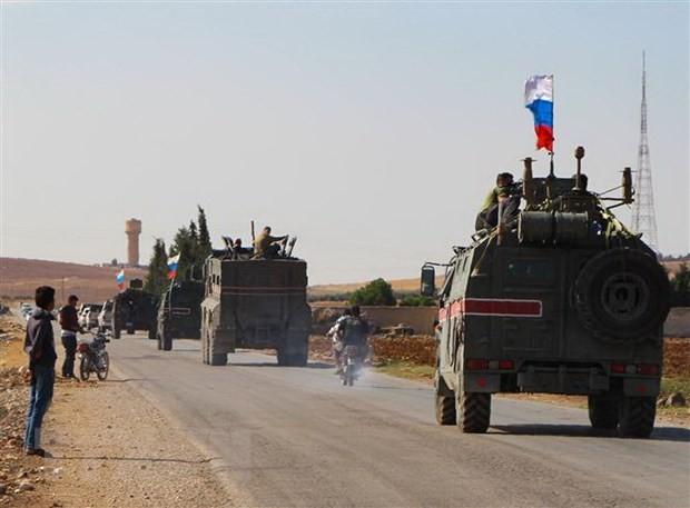 俄罗斯为叙利亚联合巡逻计划做好了准备 - ảnh 1