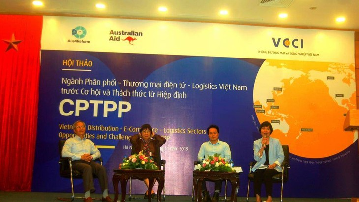 越南经济2021至2025:来自新时代自贸协定的机会和挑战 - ảnh 1