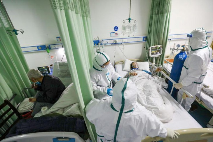 新冠病毒 肺炎疫情:确保隔离区的条件 - ảnh 1