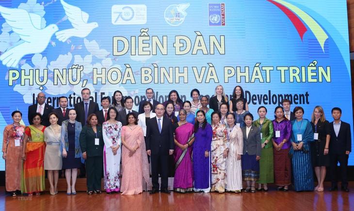越南性别平等领域取得了丰硕成果 - ảnh 1