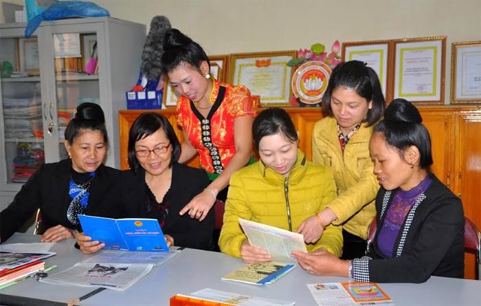 越南性别平等领域取得了丰硕成果 - ảnh 2