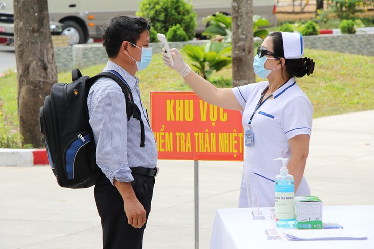 越南政府总理指示加大新冠肺炎疫情防控力度 - ảnh 1