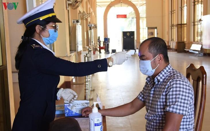 越南出口新冠病毒检测试剂盒 - ảnh 1