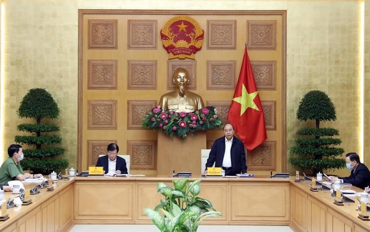 阮春福:西原地区两个铝土矿开采项目为国家经济做出一定的贡献 - ảnh 1