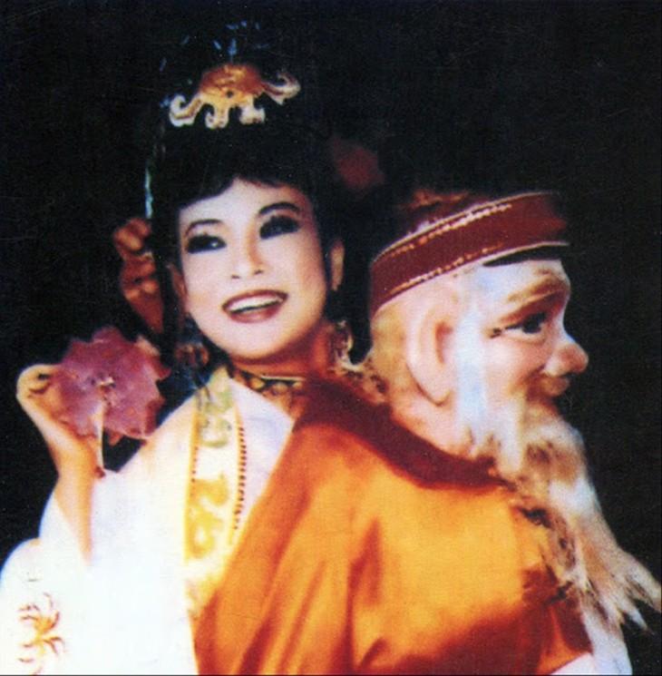 人民艺术家谭莲——越南从剧艺术的一颗璀璨之星 - ảnh 1