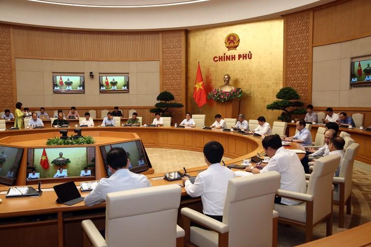 越南新冠肺炎疫情防控工作国家指导委员会讨论把公民接回国问题 - ảnh 1