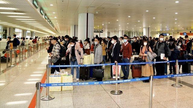 确保接回国的越南公民健康安全 - ảnh 1