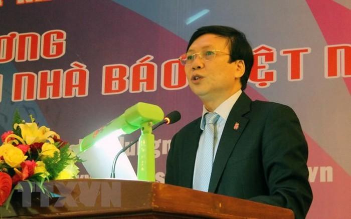 越南革命新闻节95周年纪念活动:为将新闻媒体发展成为基本、专业和最可靠的主要信息渠道做出努力 - ảnh 1