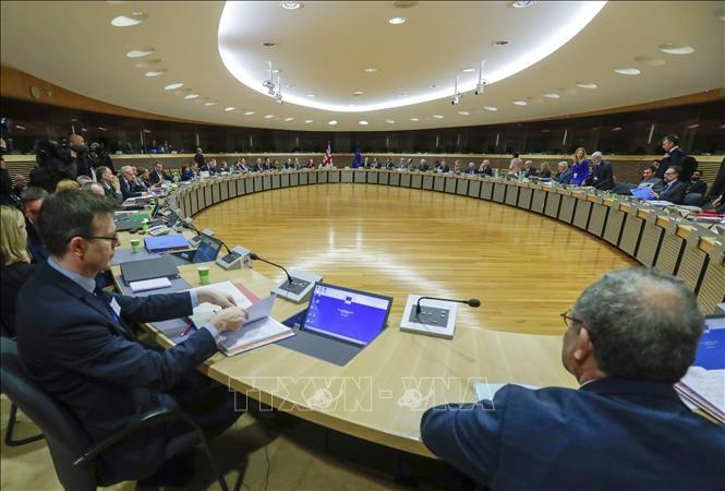 法国保留欧盟与英国不能达成后脱欧时代贸易协议的可能性 - ảnh 1