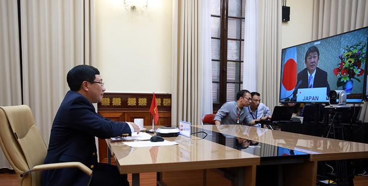湄公河-日本合作机制有效帮助成员国恢复经济 - ảnh 1