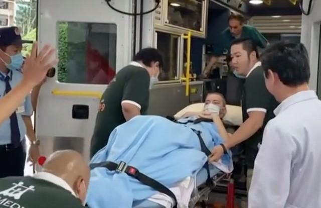 美国疾病控制与预防中心代表祝贺胡志明市大水镬医院的成功 - ảnh 1