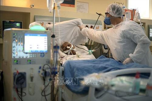 全球1400多万人患新冠肺炎,印度新冠肺炎感染人数超过巴西 - ảnh 1