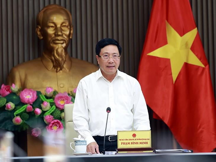 越南加强引进外国投资 - ảnh 1
