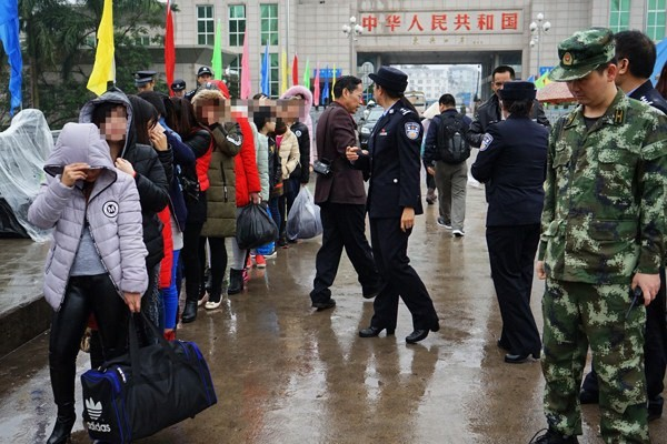 越南打击人口贩卖行为的努力不容否定 - ảnh 2