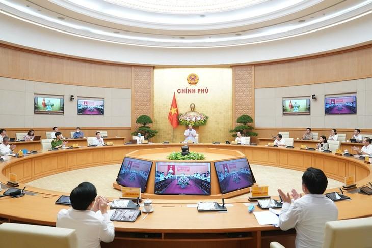 越南从2021年开始进行各省市电子政务建设排名 - ảnh 1