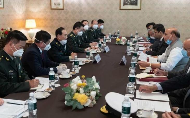 印度与中国采取措施缓和边境紧张局势 - ảnh 1